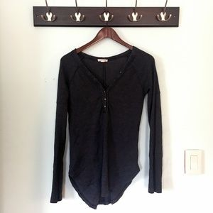 Melrose Market Thermal Shirt - Size Small